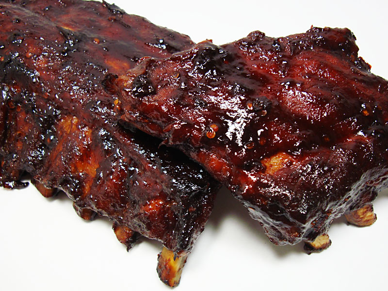 Fast and Easy oven baked ribs recipe