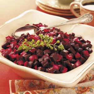 Marinated Beet Salad recipe