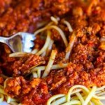 Hearty Italian Meat Sauce