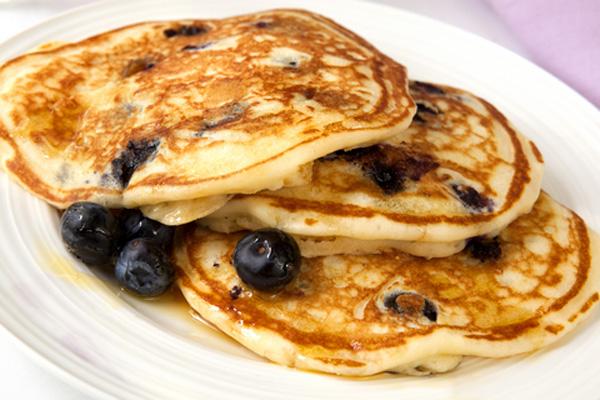 No Carb Flourless Pancakes