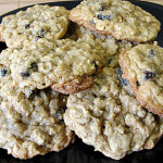 Auntie Bea's Old Fashioned Oatmeal Cookies