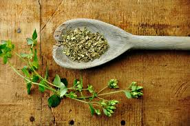 Substituting dry herbs for fresh herbs