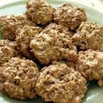Oatmeal Peanut Butter Snack Pucks