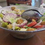 Olive Garden Inspired Salad Dressing
