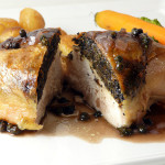 Chicken Breasts Stuffed With a Mushroom Duxelles