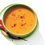 Szechuan Pumpkin Soup