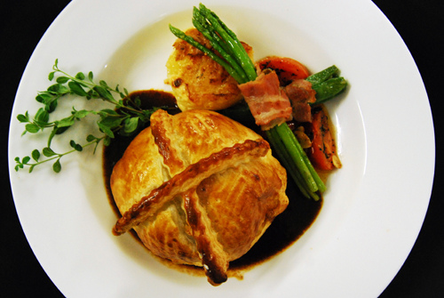 Easy Beef Wellington Sauce