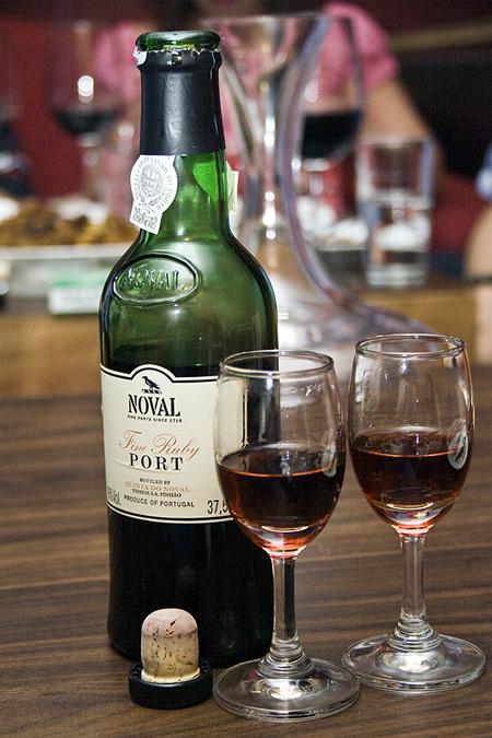 Port wine substitute