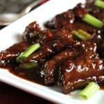 Mongolian Beef (Slow Cooker)
