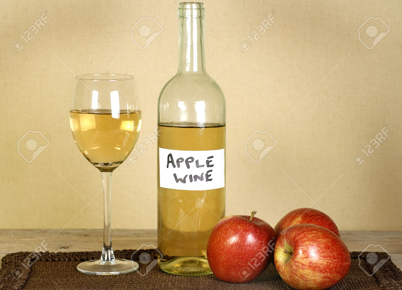 Apple Wine Recipe