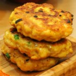 Curry Chicken Patties