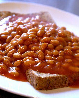 Clean Eating Baked beans in sauce recipe - like Heinz ; clean eating