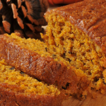 Gluten Free Pumpkin Bread (Also Egg and Dairy Free)