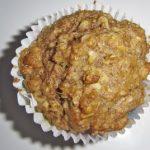 No Flour Oat Muffins
