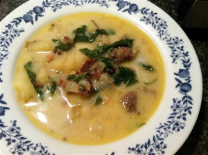 Zuppa Toscana without Cream Recipe