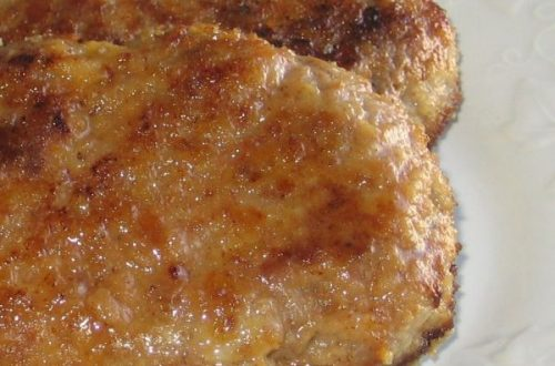 Kotleti - Polish Hamburgers